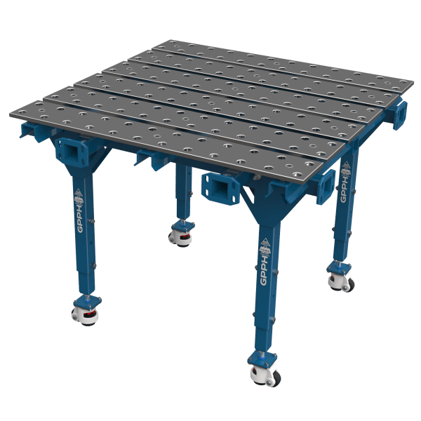 GPPH Single Modular welding table